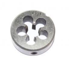 Плашка трубная коническая R1/4 дюйма 19 ниток/дюйм диаметр наружный 38 мм 66537
