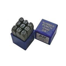 Набор клейм цифровых №10 сталь БМ 650110