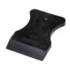 Шпатель резиновый  80 мм черный STAYER MASTER 1015-80_z01(z02)