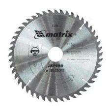 Пила диск 190х30х24Т твердосплавные пластины дерево MATRIX 73217