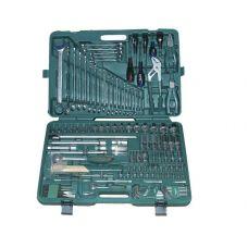 Набор инструмента 128 предметов 1/2,1/4 дюйма размер 4-38 мм ключи JONNESWAY S04H524128S