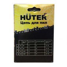 Цепь HUTER ХУТЕР тип С3 шина 18 дюймов 72 звена толщина 1,5 мм шаг цепи 0,325 дюйма 71/4/8