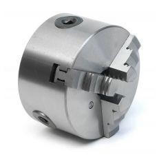 Патрон токарный 200 мм 3-х кулачковый К11 конус 5 с креплением 7100-0033 CNIC 55195