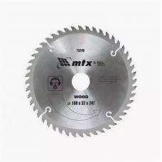 Пила диск 160х32х24Т твердосплавные пластины дерево MATRIX 73249