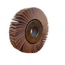 Круг лепестковый радиальный КЛ 150х30х32 мм Р 60 (№25) ЛУГА с2306