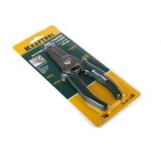 Пассатижи для снятия изоляции 0,8-2,6 мм 150 мм KRAFTOOL 22660-15