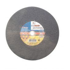 Круг абразивный отрезной 350х3,0х32 мм 24А Луга по металлу с3401