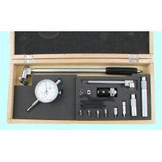 Нутромер 20 - 200 мм индикаторный класс точности 0,01 мм 4 вставки 13324