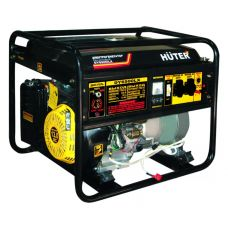 Электрогенератор HUTER 64/1/7 DY 6500LХ бензиновый 64/1/7