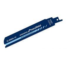 BOSCH 2608657523 Полотно для пилы сабельной по металлу 150мм уп 5шт 2608657523