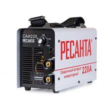 Сварочный инвертор САИ-220 РЕСАНТА