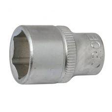 Головка торцевая размером  9 мм 6 граней привод 1/2 дюйма FORCE