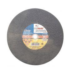 Круг абразивный отрезной 300х3,0х32 мм 24А ЛУГА двойная сетка по металлу с18070