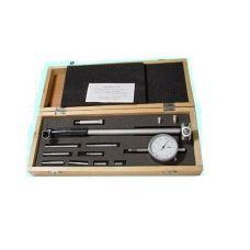 Нутромер 100 - 160 мм индикаторный класс точности 0,01 мм глубина измерения 200 мм 23645