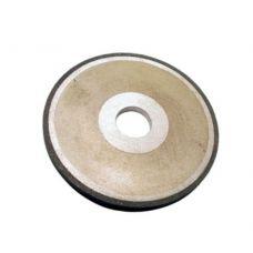 Круг алмазный 1FF1 150х10х4х5х32 мм R5,0 АС4 160/125 100% В2-01 (выпуклый профиль) 42823