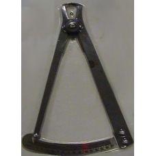 Толщиномер рычажный ТР диапазон измерений 0-15 мм цена деления 0,1 мм 22511