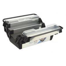 Ящик для инструмента металлический 20 дюймов 515х210х230 мм ДОКА ЗУБР 38163-20