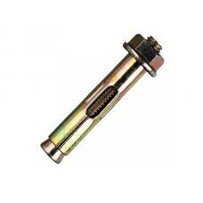 Анкерный болт с гайкой РОС 12х129 мм