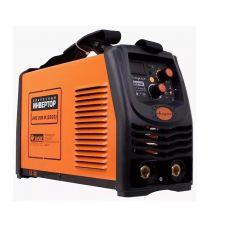 Сварочный инвертор СВАРОГ 00000087881 ARC 205В Z203 TECH мощность 8,3 кВт 220 В 00000087881
