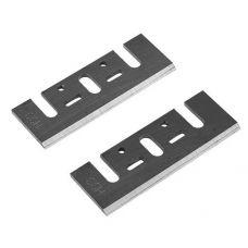 Ножи к электрическому рубанку РОС размер 110 мм комплект 2 шт сталь HSS