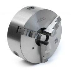 Патрон токарный 3-х кулачковый 200 мм 7100-0007П повышенной точности планшайба FUERDA