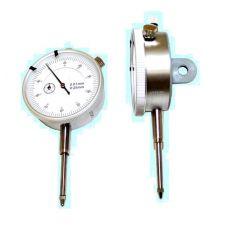 Индикатор часовой ИЧ диапазон 0-25 мм с ушком цена деления 0,01 мм 46793