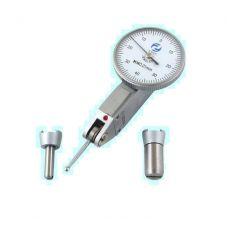 Индикатор рычажный зубчатый ИРБ 0,8 диапазон 0-0,8 мм многооборотный класс точности 0,01 мм SHAN 560-001 CNIC 18780