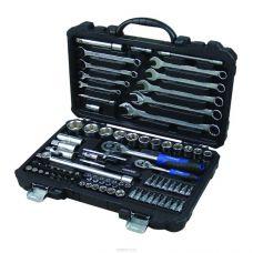 Набор инструмента  82 предметов 1/2, 1/4 дюйма размер 4-32 мм ключи FORSAGE 4821-5 FORSAGE