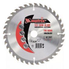 Пила диск 190х20х36Т твердосплавные пластины дерево MATRIX 73279