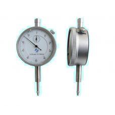 Индикатор часовой ИЧ диапазон 0-10 мм без ушка класс точности 0,01 мм CNIC 23519/29931