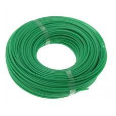 Леска для триммера STIHL 00009302574/10 2,0 мм х 10 м круглая зеленая 00009302574/10