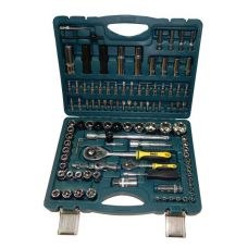 Набор инструмента 108 предметов 1/2, 1/4 дюйма размер 4-32 мм 6 граней KINGTUL КТР108