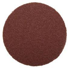 Круг из абразивного волокна 125 мм Р 40 без отверстий 5 шт ЗУБР 35563-125-040