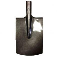 Лопата штыковая прямоугольная рельсовая сталь без черенка