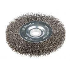 Щетка дисковая 100х12,7 мм витая сталь 0,3 мм ЗУБР 35185-100_z01