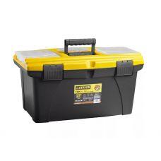Ящик для инструмента пластиковый 22 дюйма 610х320х300 мм STAYER 38105-21_z02