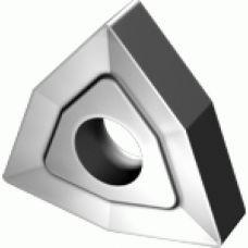 Пластина трехгранная ломаная диаметр 5 мм сталь Т5К10 со стружколомом WNUM-080404 YT5 54543