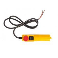 Пульт управления для тали РА 500/1000 количество кнопок 1 шт грузоподъемность 500/1000 кг TOR 1191013 - модификация 1