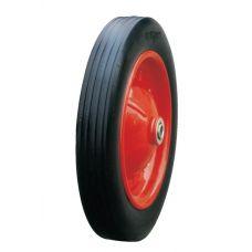 Колесо литое 330х20 нагрузка 170 кг симметричная ступица 85 мм