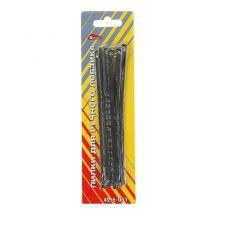 Пилки по дереву для ручного лобзика HOBBI 42-6-031 длина 125 мм прямые для артикула 42-6-030 упаковк 42-6-031