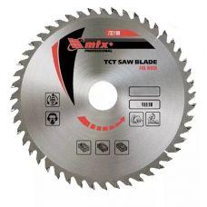 Пила диск 235х30/32х48Т твердосплавные пластины дерево MATRIX 73234