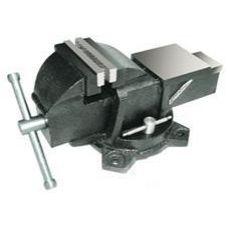 Тиски слесарные 250 мм 10 дюймов поворотные массивные с наковальней LT83010 50841