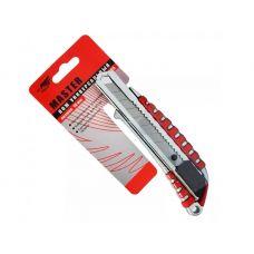 Нож пистолетный сегмент 18 мм цинк пластмассовый прижим FALCO 685-005