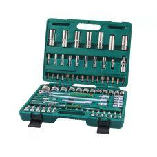 Набор инструмента головок 94 предметов 1/4, 1/2 ключи JONNESWAY S04H52494S