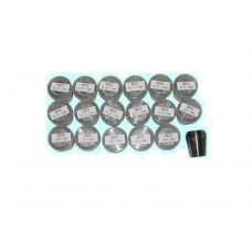 Набор цанг CNIC ER32 размер 3,4,5,6,7,8,9,10,11,12,13,14,15,16,17,18,19,20 мм упаковка 18 шт деревян 29893