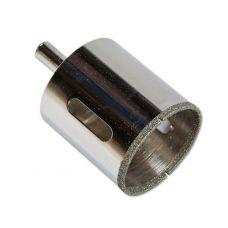 Коронка алмазная для стекла кафеля диаметр 60 мм ALT