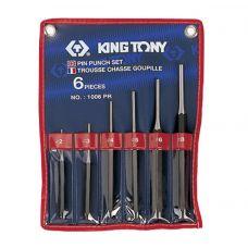 Набор выколоток  6 предметов KING TONY 1006PR