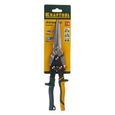Ножницы по металлу 290 мм прямые удлиненные KRAFTOOL 2328-SL