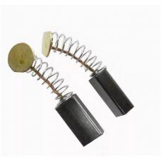 Щетки графитовые ИНТЕРСКОЛ размер 5х 8х12 мм для моделей ДУ-550-780 диаметр 7 мм 556