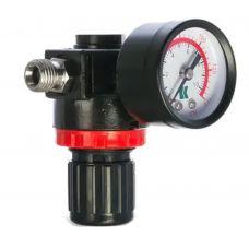 Регулятор подачи воздуха с манометром 1/4 дюйма KRAFTOOL